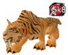 Statue Tiger / Harimau