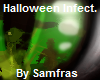 Halloween infection