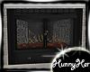 Whiteoak V2 Fireplace