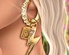 ✨Summer Gold Hoops