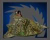 Pagan Cuddle Blanket