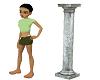 column doric