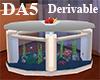 (A) Aquarium Room Table