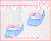 Pastel Baby Shoes