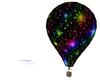 star hot air  balloon