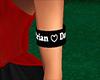 Custom Left Armband