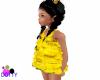 yellow daisies child