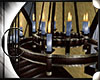 .:C:.Hacienda chandelier