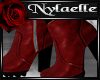 Angel Boots Leather