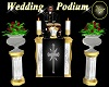 Wedding Podium