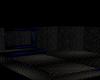 black an blue rain room