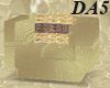 (A) Gold Chair