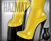 [CS] Hazmat Fetish Boots