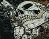 *IxI* Skull Shirt (F)