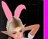 Pink Bunny Ears