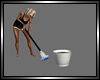 mop and bucket(animated)