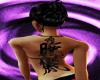Oriental Dragon Back Tat