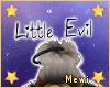 Headsign Little Evil