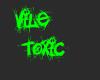 Vial toxic