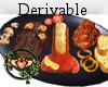 Dinner Food Platter