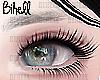 B! Eyebrows Black