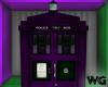 TARDIS Form Wendigoth