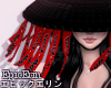 [E]*Geisha Warrior Hat*