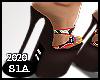 S|Chocolate|Heels