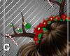 Christmas Antlers 2 Med