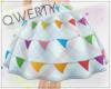 !Q! Funfair Bell Skirt