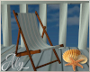Ocean Blue Deck Chair 3