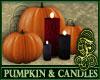 Pumpkin & Candles