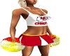 KC Chiefs Pom Poms
