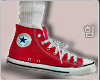 .Converse Red