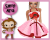 Valentine Dress Kids
