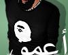 Bape X Sweater