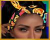 Chanel head scarf