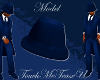 [PS]Blue Smoothe Hat