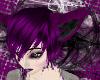 [A]Fluffy Purple Ears