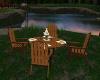 ~TQ~Garden Dining Table
