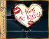 I~Hugs & Kisses Balloon