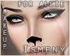 [Is] Cat Makeup Allie