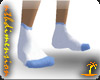 Warm Wooly Socks Blue