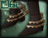 E~ Gunmans Leather boots