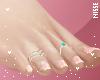 n| Rings Bare Feet