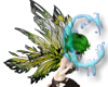 *c* Tox Glass Fairy Wing