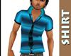 Mike Blue Shirt