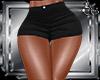 [S]Silk Short Blk-RLL-