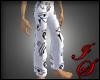 Af-Pants White