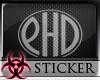 PHD ~STICKER 2